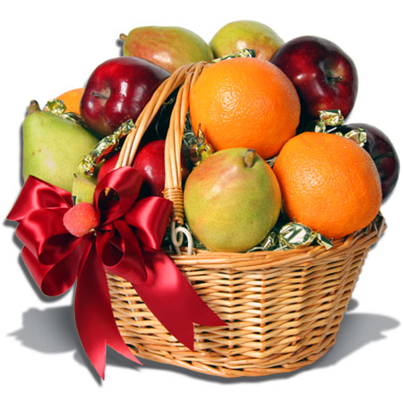 Basket Fresh of Fruit-Designers Choice