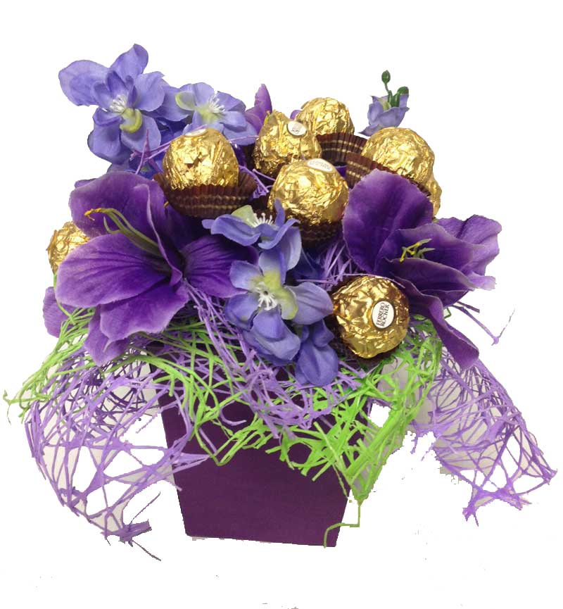 Sofia Florist & Chocolate Bouquets Flowers Delivery Sofia