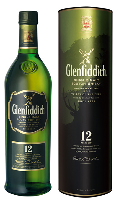 Glen Fiddich 12 yo 700ml