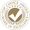 Sofia Flowers Top Choice Award 2016